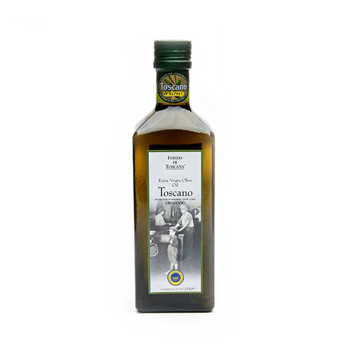 Extra Virgin Organic Tuscan Olive Oil