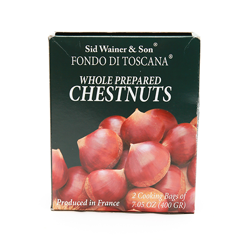 Whole Prepared Chestnuts