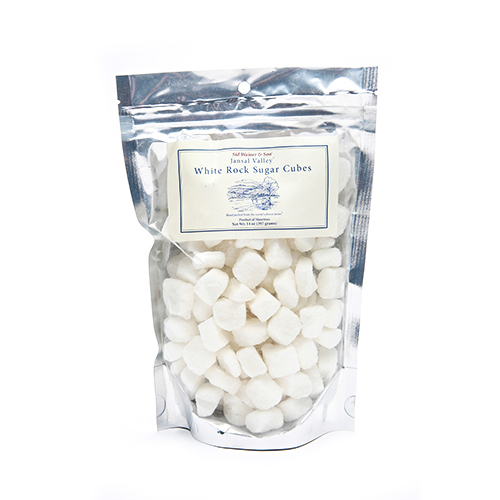 White Rock Sugar Cubes