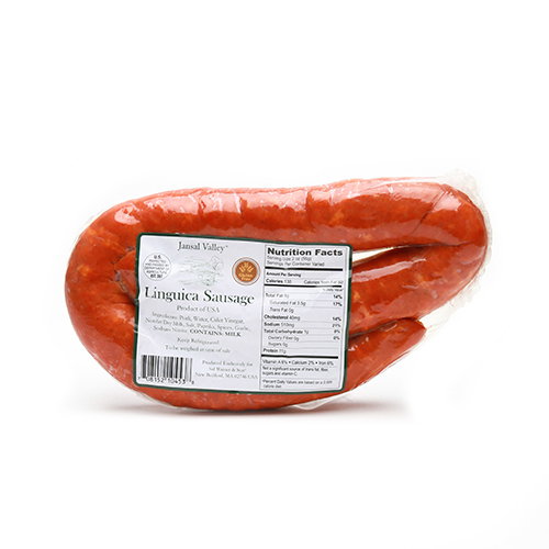 Local Linguica Sausage