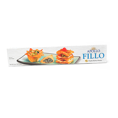 Frozen Filo Dough