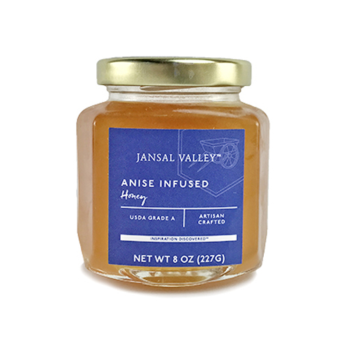 Anise Infused Honey