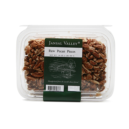 Raw Pecan Pieces