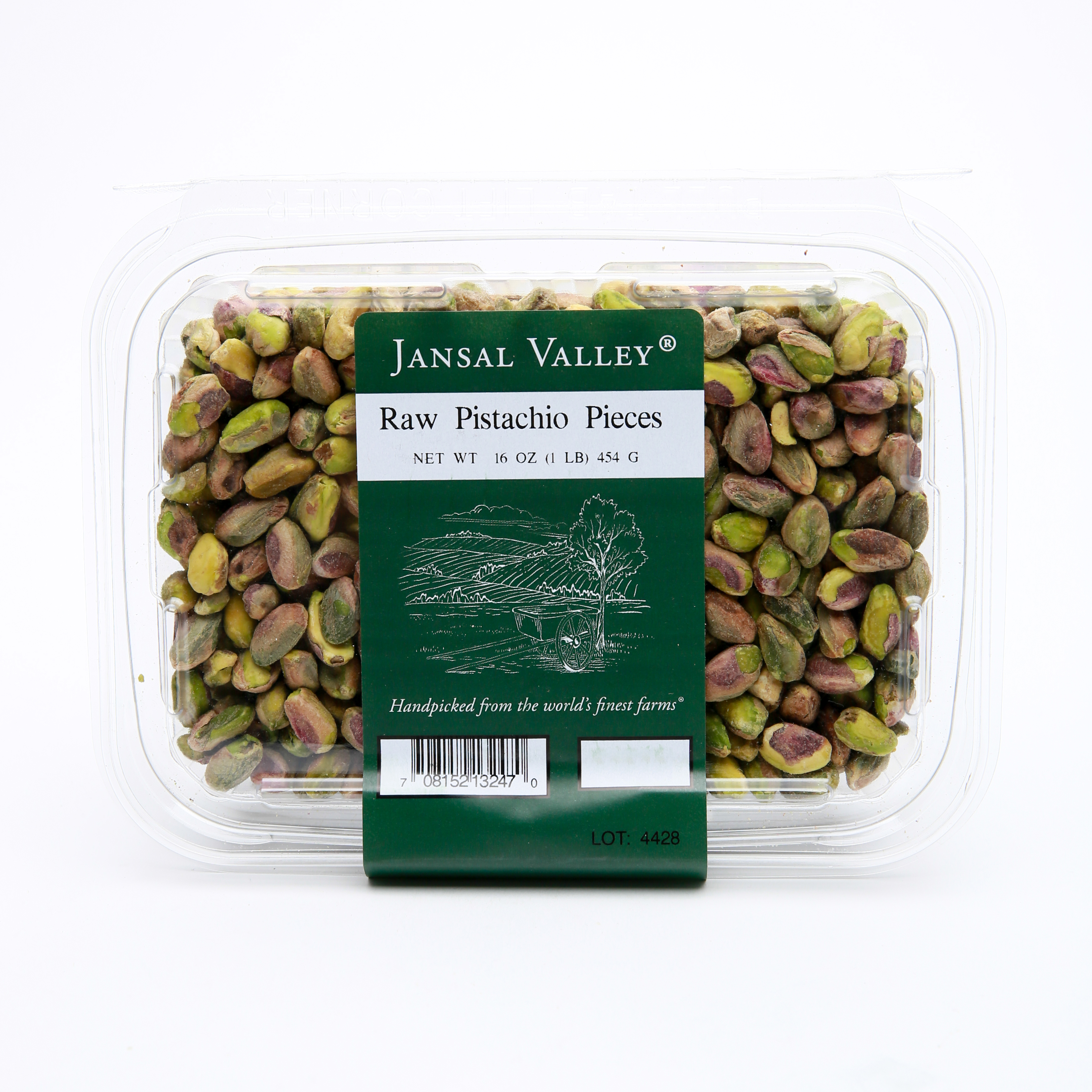 Raw Pistachio Pieces