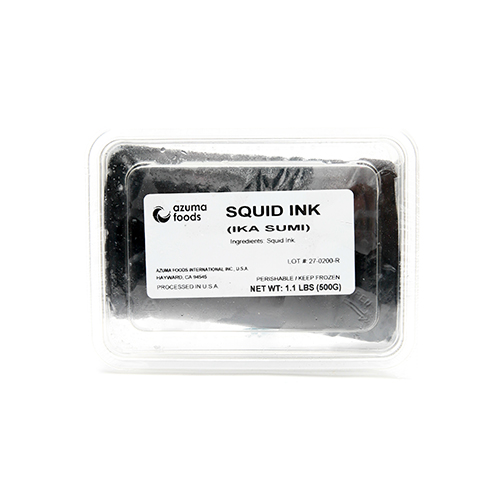 Frozen Squid Ink