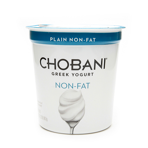 Non-Fat Plain Greek Yogurt