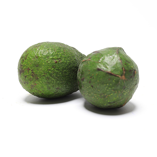 Green Hass Avocados