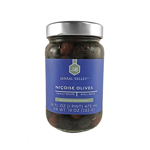 Whole Nicoise Olives