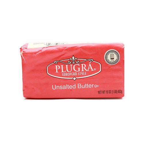 European-Style Unsalted Butter