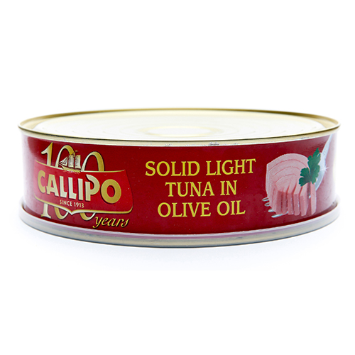 Italian Tuna in Olive Oil