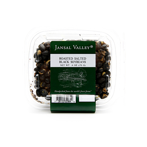 Roasted Salted Black Soybeans