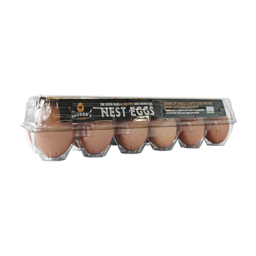 Large Cage Free Brown Eggs