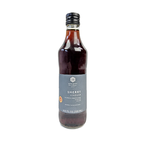 Sherry Vinegar 12 X 500 ML