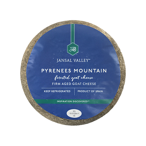 Pyrenees Mountain Goat Cheese