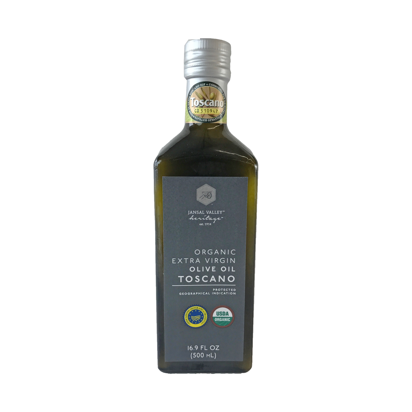 Extra Virgin Tuscan Olive Oil