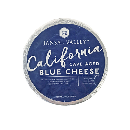 California Cave Aged Blue
