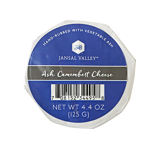 Ash Camembert Cheese