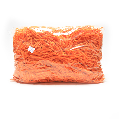 "1/8"" Shredded Carrots"