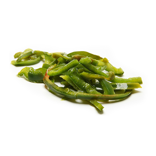 Green Pepper Strips