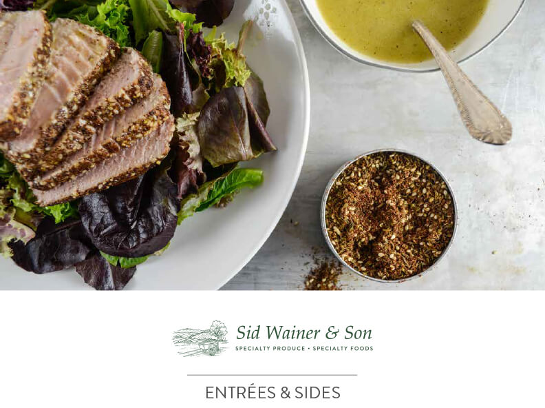recipes by sid wainer son